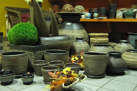 керамични съдове
