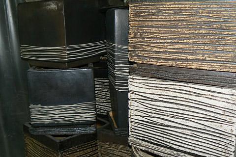керамични сандъчета